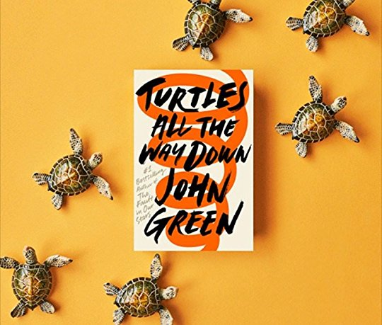 An Inky Review! Turtles all the way down by John Green