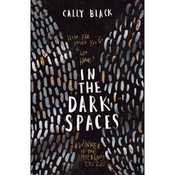 An Inky Review! In the Dark Spaces by Cally Black