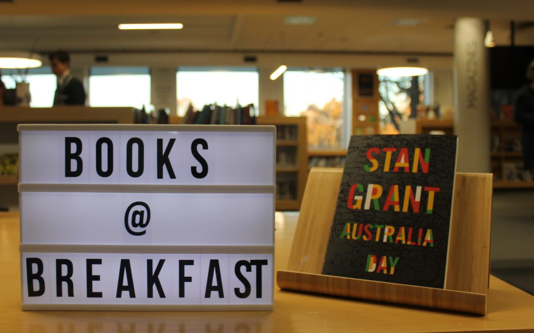 Stan Grant : books@breakfast