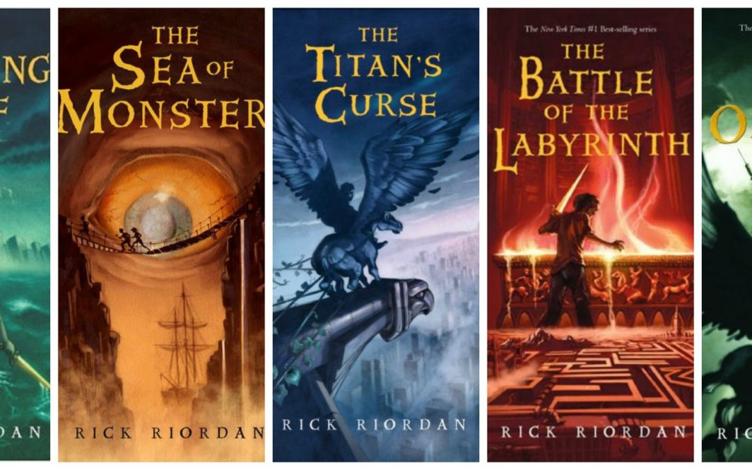 Must Read Fantasy Series for Yrs 7-9!