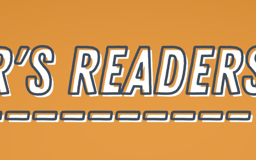 Arthur's Readers – ARCing up!